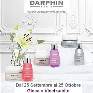 Concorso Darphin Instant Win