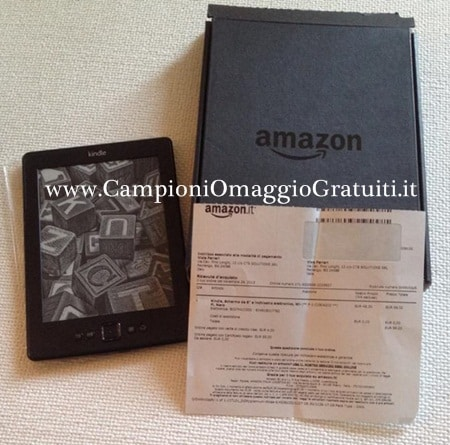 kindle fire gratis su amazon