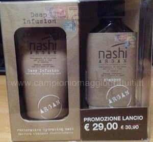 Shampoo Nashi Argan da Testare