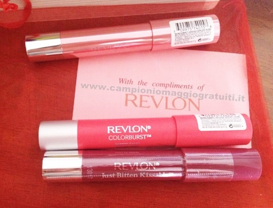 Premi Concorso Revlon Colorbust Crayon
