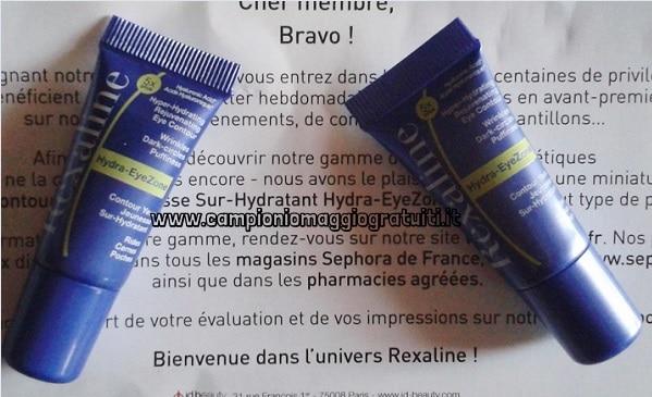 Campioni Contorno Occhi Rexaline Hydra-Eyezone