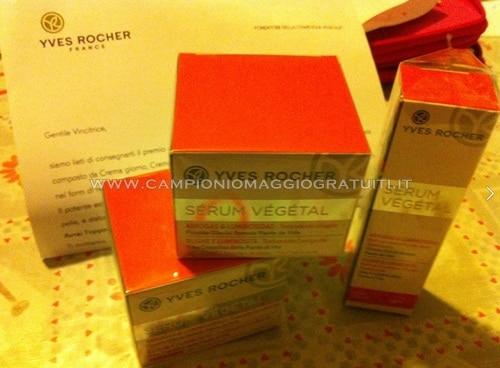 Premi Concorso Yves Rocher