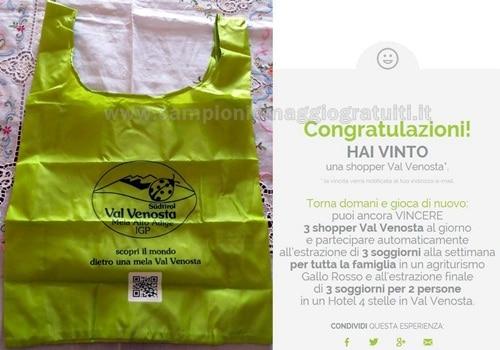 Premi Concorso Mela Val Venosta