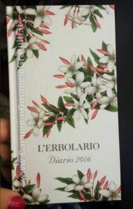Calendario-Agenda 2016-Ricevuto-Gratis-LErbolario