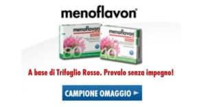 campioni omaggio named menoflavon