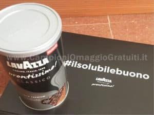 campione-gratuito-caffè-Lavazza-Prontissimo-Classico