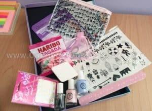 cofanetto-bellezza-Beautiful-Box-Nail-Art-ricevuto