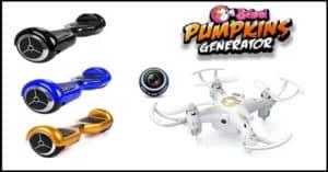 Vinci-drone-o-hoverboard-elettrico