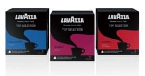 Campioni-gratuiti-caffè-Lavazza-Top-Selection