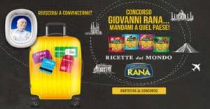 Concorso Giovanni Rana Mandami A Quel Paese