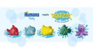 Ricevi gratis Humana Baby Squizzy
