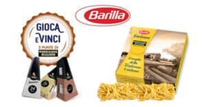 Concorso Emiliane Barilla Scegli il meglio vinci il meglio