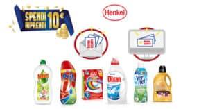 Concorso Henkel Spendi e Riprendi 3.0
