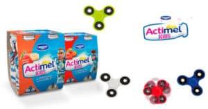 Concorso Più scattanti con Actimel Kids