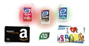 Concorso Tic Tac Gum