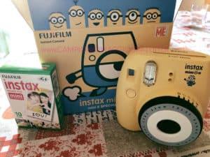 Concorso Con Kinder e Ferrero in palio 100 fotocamere istantanee al giorno