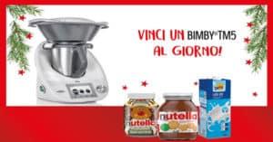 Concorso Con Ferrero e Multicedi puoi vincere un Bimby TM5