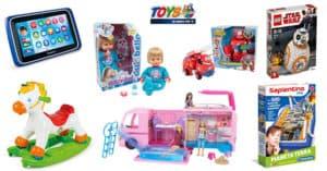 Concorso Toys Center Videoletterina a Babbo Natale
