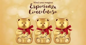Concorso Vinci una magica Esperienza Cioccolatosa