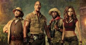 Biglietti Cinema gratis per il film Jumanji - Benvenuti nella giungla