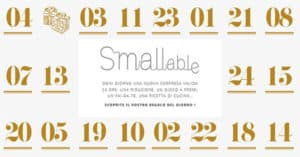Calendario dell'Avvento Smallable