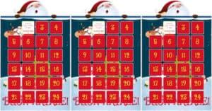 Calendario dell'Avvento Toys Center