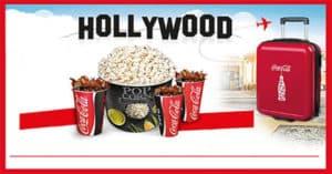 Concorso Con Coca-Cola e UCI puoi vincere Hollywood