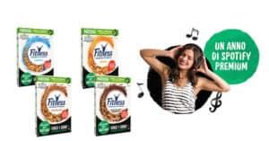 Concorso Nestlé Ricaricati ogni mattina con Fitness