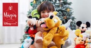 Concorso Radio Italia Vinci gratis kit regali di Natale Disney Store