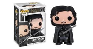 Vinci gratis il Funko Pop di Jon Snow