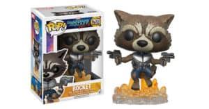 Concorso EMP Vinci Funko Pop di Rocket Raccoon