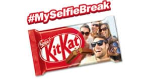 Concorso KitKat Myselfiebreak