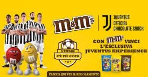 Concorso M&M's ti regala il calcio