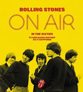 Concorso Virgin Radio Vinci gratis libro Rolling Stones On-Air