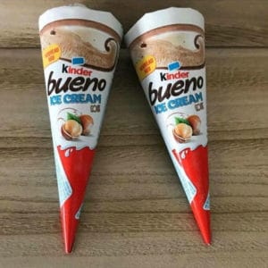 Gelati Kinder Bueno Ice Cream