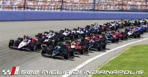 Concorso Firestone Indy 500 Contest