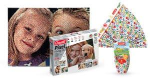 Grande Concorso Vinci decine di pixel 16 tavolette by Quercetti