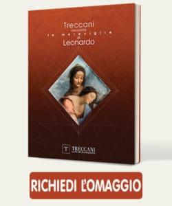 volume Le Meraviglie di Leonardo in omaggio