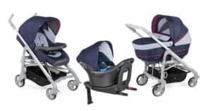 passeggino Trio Chicco Love Up i-Size