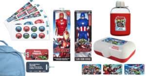 Concorso Ludilabel Vinci gratis premi Avengers