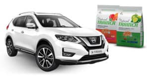 Concorso Vinci Nissan X-Trail con Trainer