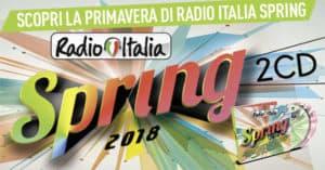 Compilation Spring 2018 di Radio Italia