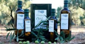 Campioni omaggio olio extravergine d'oliva Podere d'Ippolito