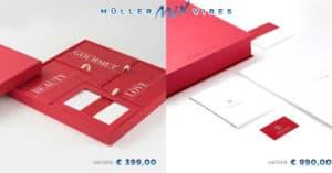 Concorso Müller Mix Vibes - dai voce alle tue emozioni