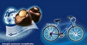 Concorso In bici con Baci