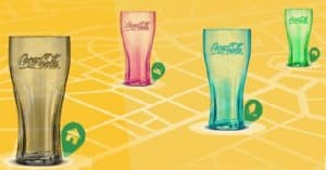 MCDonald's: bicchieri Coca-Cola omaggio con MCDelivery